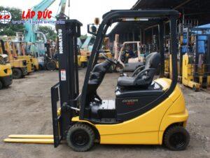 Xe nâng điện ngồi lái cũ 1.5 tấn KOMATSU FB15-12 # 844201