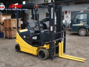 Xe nâng điện ngồi lái 1.5 tấn KOMATSU FB15-12 # 844201