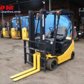 Xe nâng điện KOMATSU ngồi lái 1.5 tấn FB15-12 # 844201