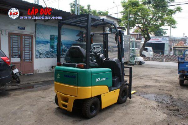 Xe nâng điện KOMATSU ngồi lái 1.0 tấn FB10EX-11 # 811833