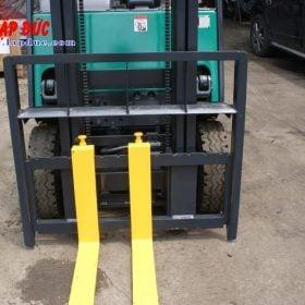 Xe nâng điện ngồi lái cũ 1.0 tấn KOMATSU FB10EX-11 # 811833