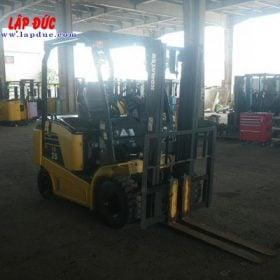 Xe nâng điện ngồi lái KOMATSU 2.5 tấn FB25-12 # 100008