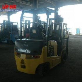 Xe nâng điện ngồi lái cũ KOMATSU 2.5 tấn FB25-12 # 100008
