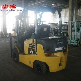 Xe nâng điện ngồi lái 2.5 tấn KOMATSU FB25-12 # 100008