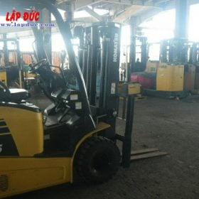 Xe nâng điện KOMATSU ngồi lái 2.5 tấn FB25-12 # 100008