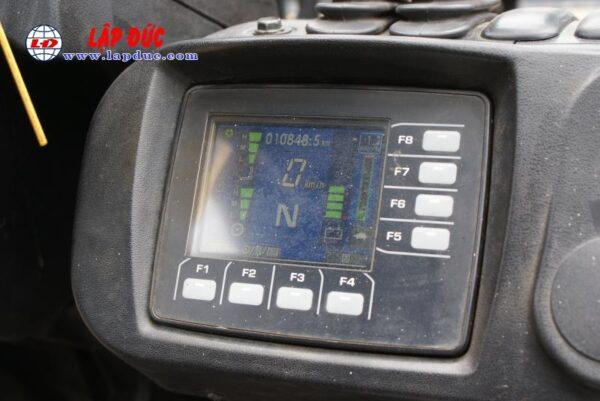 Xe nâng điện cũ KOMATSU ngồi lái 2.5 tấn FB25-12 # 100193