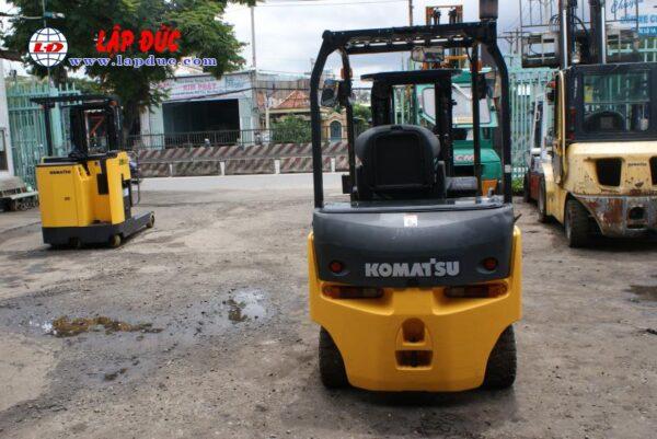 Xe nâng điện KOMATSU ngồi lái 2.5 tấn FB25-12 # 100193