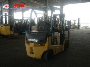 Xe nâng điện ngồi lái KOMATSU 2.5 tấn FB25-12 # 100774