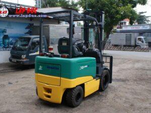 Xe nâng điện ngồi lái KOMATSU 3 tấn FB30-11 # 820446