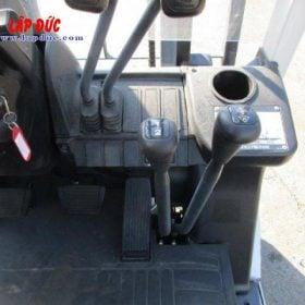 Xe nâng cũ động cơ xăng NISSAN 1 tấn EBT-NP1F1 # 740879 giá rẻ