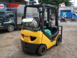 Xe nâng máy xăng KOMATSU 1.5 tấn FG15LC20 # 659313 giá rẻ