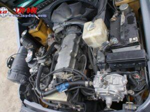 Xe nâng động cơ xăng KOMATSU FG15LC20 # 659313 giá rẻ