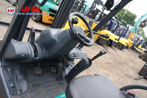 Xe nâng 1.5 tấn xăng KOMATSU FG15LC20 # 659313 giá rẻ
