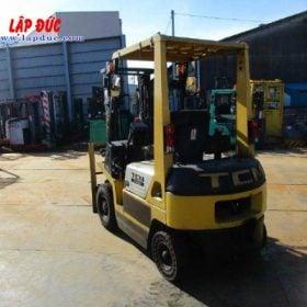 Xe nâng xăng TCM 1.5 tấn FHG15N7 # 10K00318 giá rẻ