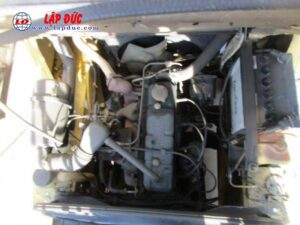 Xe nâng cũ động cơ xăng TCM 1.5 tấn FHG15N7 # 10K00318 giá rẻ