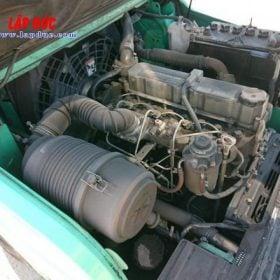 Xe nâng MITSUBISHI máy dầu 2.5 tấn FD25D # 74900 giá rẻ