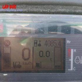Xe nâng 2.5 tấn dầu MITSUBISHI FD25D # 74900 giá rẻ