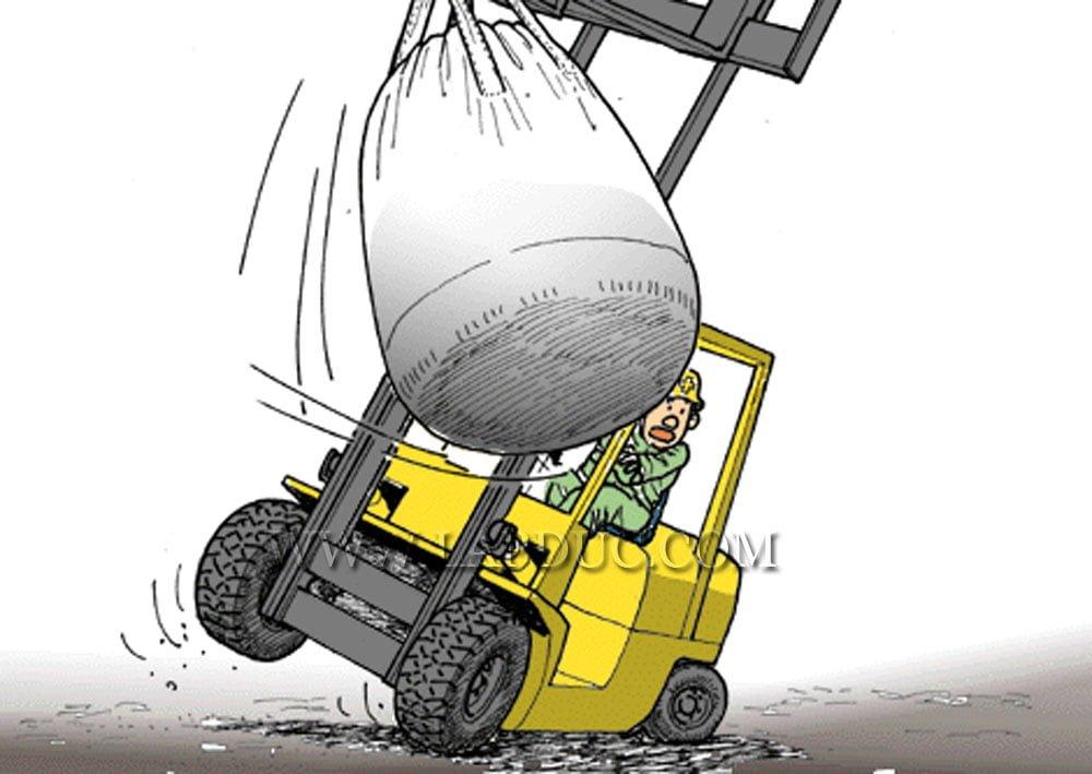 30 tình huống tai nạn và kỹ năng an toàn khi vận hành xe nâng – Phần 3 48