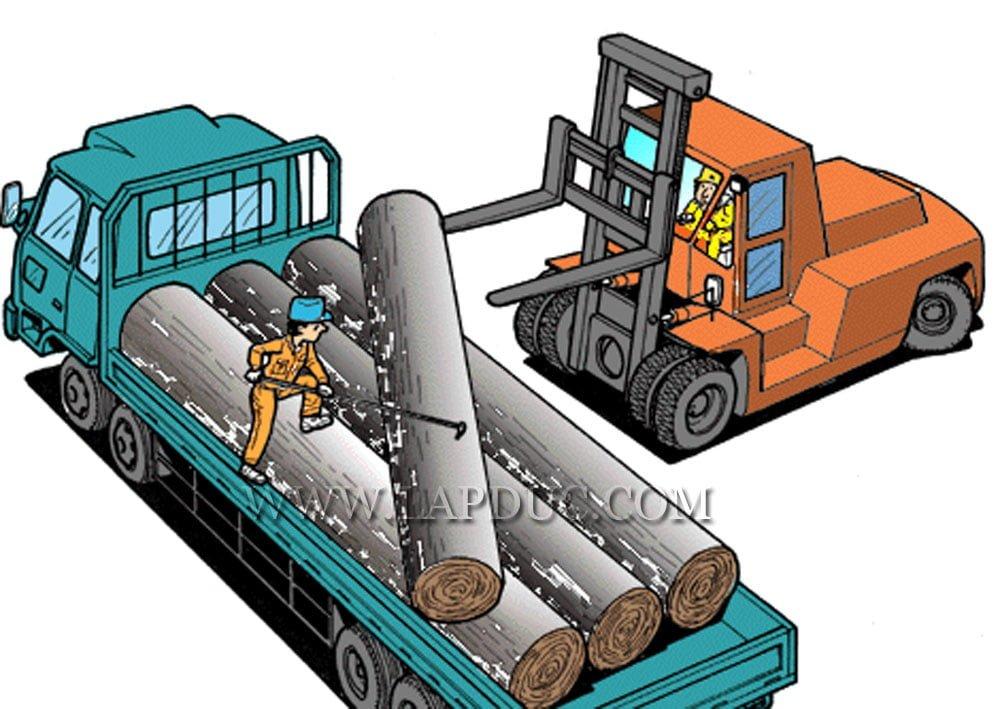 30 tình huống tai nạn và kỹ năng an toàn khi vận hành xe nâng – Phần 3 49