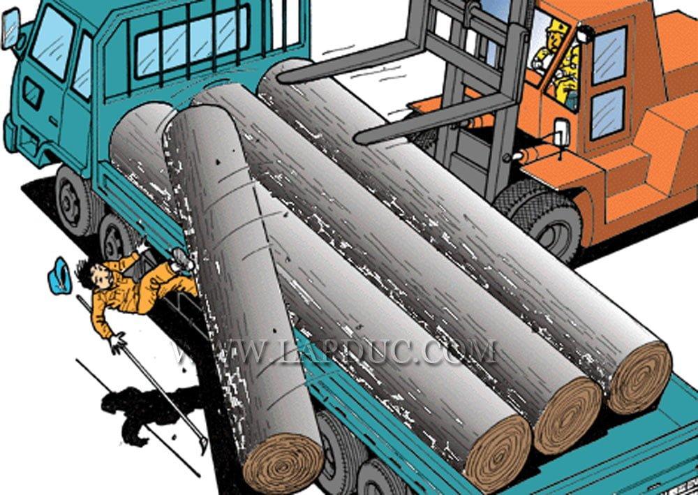30 tình huống tai nạn và kỹ năng an toàn khi vận hành xe nâng – Phần 3 50