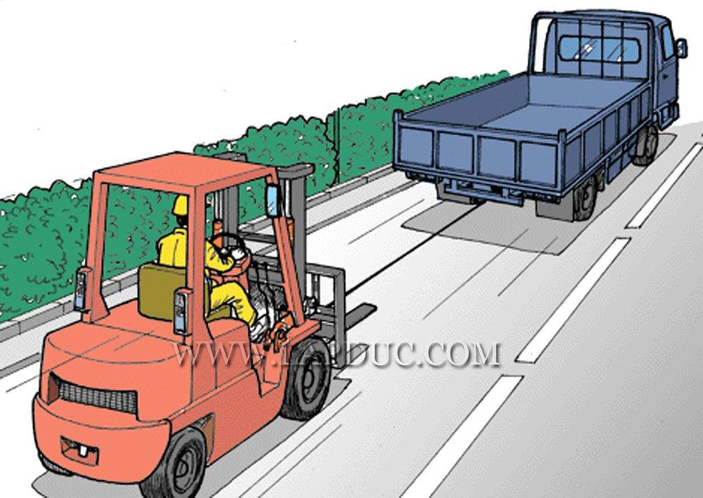30 tình huống tai nạn và kỹ năng an toàn khi vận hành xe nâng – Phần 3 51
