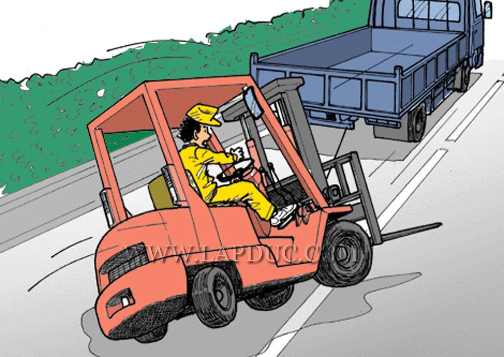 30 tình huống tai nạn và kỹ năng an toàn khi vận hành xe nâng – Phần 3 52