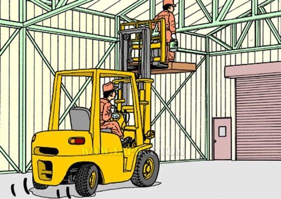 30 tình huống tai nạn và kỹ năng an toàn khi vận hành xe nâng – Phần 3 11