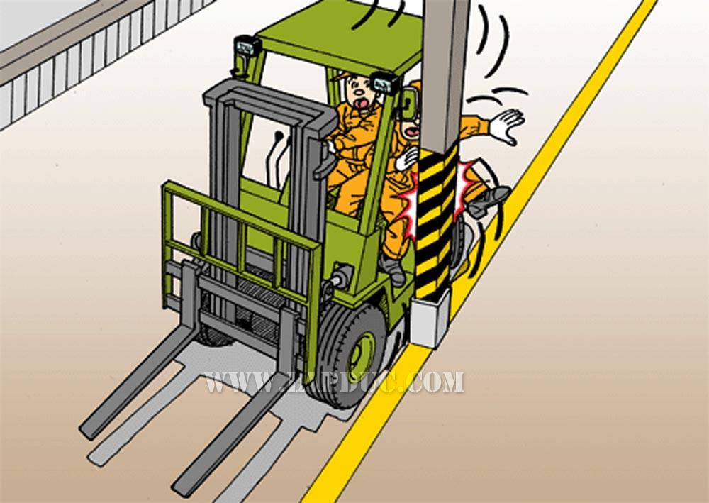 30 tình huống tai nạn và kỹ năng an toàn khi vận hành xe nâng 50