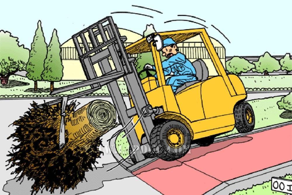 30 tình huống tai nạn và kỹ năng an toàn khi vận hành xe nâng 42