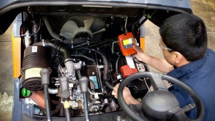 Dịch vụ sửa chữa xe nâng hàng 1