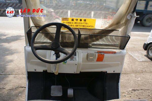 Xe điện sân Golf cũ HITACHI HIC-860Q