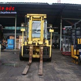 Xe nâng dầu KOMATSU 11.5 tấn FD115-5 # 03019 giá rẻ