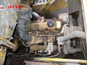 Xe nâng KOMATSU máy dầu 11.5 tấn FD115-5 # 03019 giá rẻ