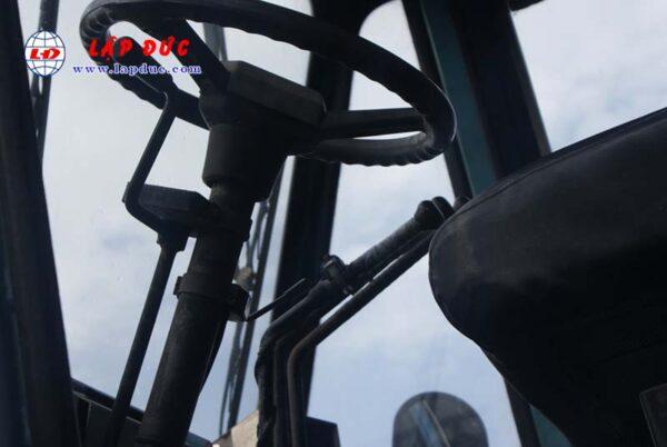 Xe nâng động cơ dầu 11.5 tấn KOMATSU FD115-5 # 03019 giá rẻ