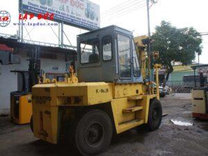 Xe nâng dầu 11.5 tấn KOMATSU FD115-5 # 03019 giá rẻ