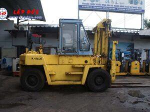 Xe Nâng Dầu 11.5 tấn KOMATSU FD115-5 # 03019 2
