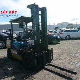Xe nâng dầu cũ KOMATSU 3 tấn FD30C-14 # 560485 giá rẻ