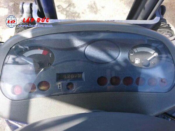 Xe nâng cũ động cơ dầu KOMATSU 3 tấn FD30C-14 # 560485 giá rẻ