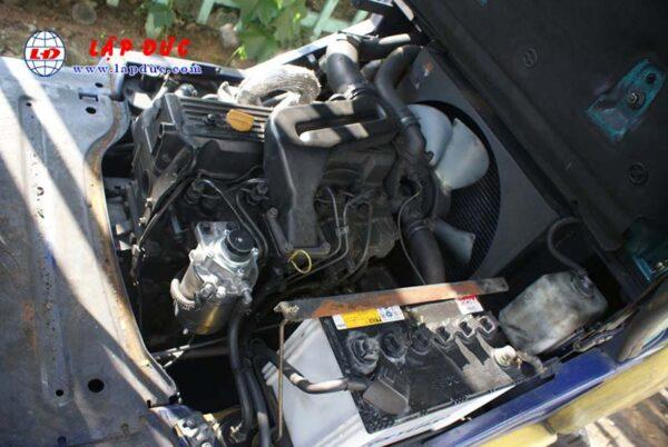 Xe nâng KOMATSU máy dầu 3 tấn FD30C-14 # 560485 giá rẻ