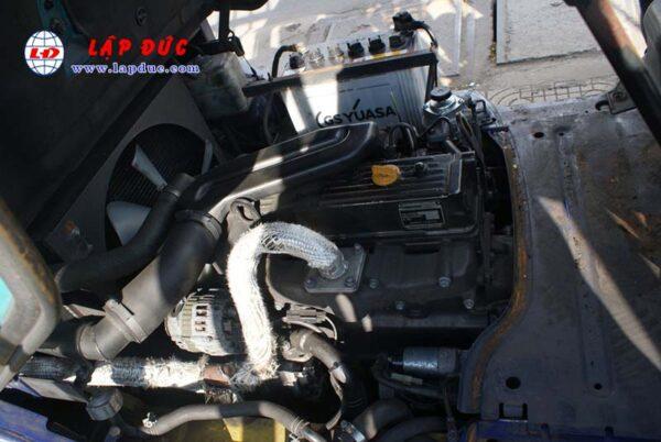 Xe nâng 3 tấn dầu KOMATSU FD30C-14 # 560485 giá rẻ