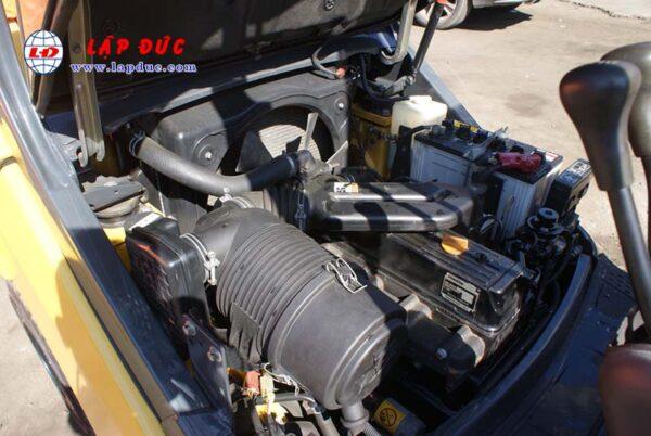 Xe Nâng Dầu 3 tấn KOMATSU FD30C-17 # 322470