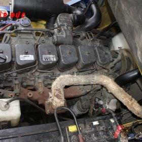 Xe nâng động cơ dầu 4 tấn KOMATSU FD40W-7 # 102963 giá rẻ