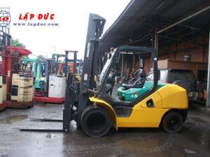 Xe nâng dầu cũ KOMATSU 4.5 tấn FD45T-10 # 135323 giá rẻ