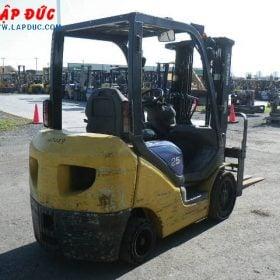 Xe nâng xăng cũ 2.5 tấn KOMATSU FG25NT-15 giá rẻ