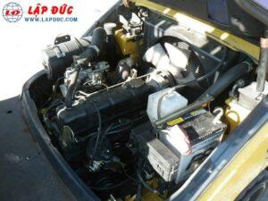 Xe nâng động cơ xăng KOMATSU FG25NT-15 giá rẻ