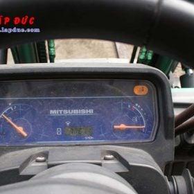 Xe nâng 2.5 tấn máy dầu MITSUBISHI FD25 # 51165 giá rẻ