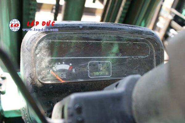 Xe nâng 2.5 tấn máy xăng - gas MITSUBISHI KFG25 # 55046 giá rẻ