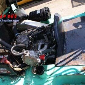 Xe nâng động cơ xăng - gas MITSUBISHI KFG25 # 55046 giá rẻ