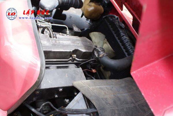 Xe Nâng Dầu 1.8 tấn NISSAN NJ01# 117591