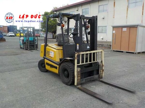 Xe nâng dầu SUMITOMO 2 tấn 11FD20PVIXA # DF0649 giá rẻ